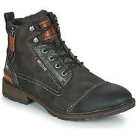 Skor Herr Boots Mustang 4140504 Grå
