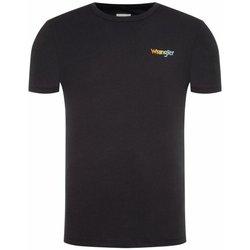 textil Herr T-shirts & Pikétröjor Wrangler T-shirt  Good times bleu