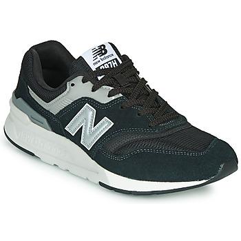 Skor Herr Sneakers New Balance 997 Svart / Silver
