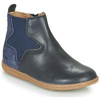 Skor Flickor Boots Kickers VERMILLON Marin
