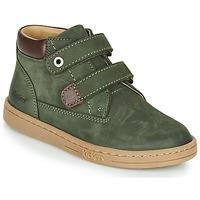 Skor Pojkar Boots Kickers TACKEASY Kaki