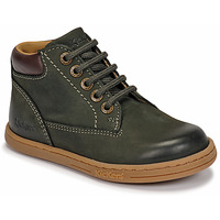 Skor Pojkar Boots Kickers TACKLAND Kaki
