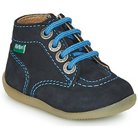 Skor Pojkar Boots Kickers BONZIP-2 Marin