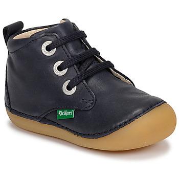 Skor Barn Boots Kickers SONIZA Marin