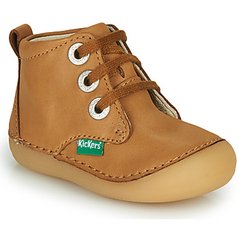 Skor Barn Boots Kickers SONIZA Kamel