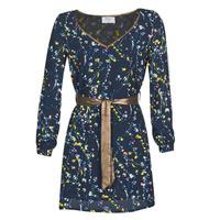 textil Dam Korta klänningar Betty London LIOR Marin