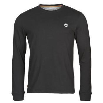 textil Herr Långärmade T-shirts Timberland LS Dunstan River Tee Svart