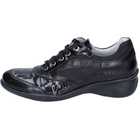 Skor Flickor Sneakers 1A Classe Alviero Martini BM356 Svart