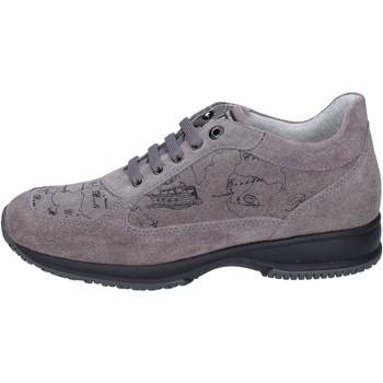 Skor Flickor Sneakers 1A Classe Alviero Martini BM357 Grå