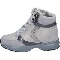 Skor Flickor Sneakers Lumberjack BM363 Grå