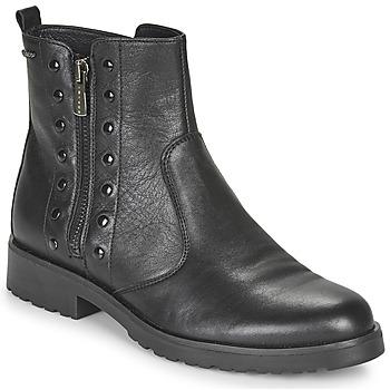 Skor Dam Boots IgI&CO DONNA BRIGIT Svart