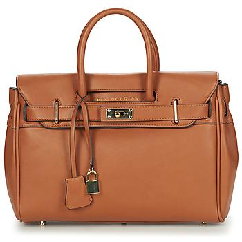 Väskor Dam Handväskor med kort rem Mac Douglas MERYL Kastanjefärgad