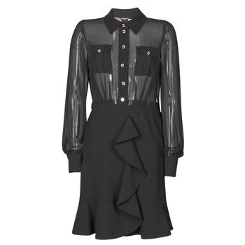 textil Dam Korta klänningar Marciano CAROL SHORT DRESS Svart