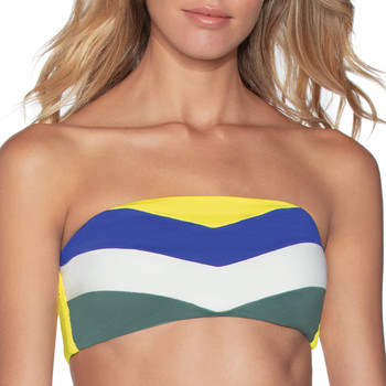 textil Dam Bikinibyxa / Bikini-bh Maaji 3186SBA01 730 Blå