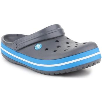 Skor Herr Tofflor Crocs Crocband  11016-07W grey