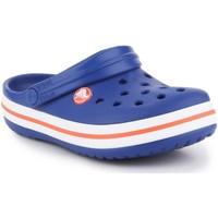Skor Barn Sandaler Crocs Crocband Clog K 204537-4O5 navy