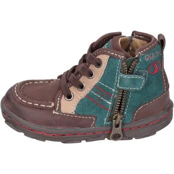 Skor Pojkar Sneakers Geox Sneakers BM400 Brun