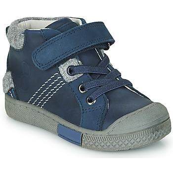 Skor Pojkar Höga sneakers Mod'8 HERY Marin