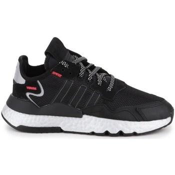 Skor Dam Fitnesskor adidas Originals Nite Jogger Svarta