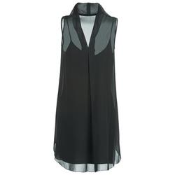 textil Dam Korta klänningar Naf Naf E-LALY Svart