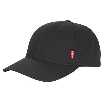 Accessoarer Herr Keps Levi's CLASSIC TWILL REDL CAP Svart