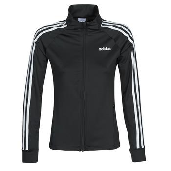 textil Dam Sweatjackets adidas Performance W D2M 3S TT Svart