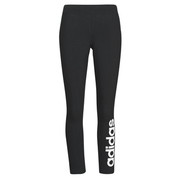 textil Dam Leggings adidas Performance W E LIN TIGHT Svart