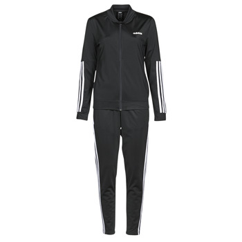 textil Dam Sportoverall adidas Performance WTS BACK2BAS 3S Svart