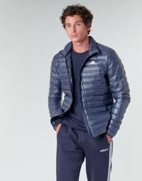 textil Herr Täckjackor adidas Performance Varilite Jacket Bläckfärgad / Legend