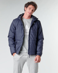 textil Herr Täckjackor adidas Performance BSC HOOD INS J Bläckfärgad / Legend