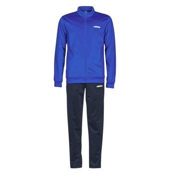 textil Herr Sportoverall adidas Performance MTS BASICS Blå