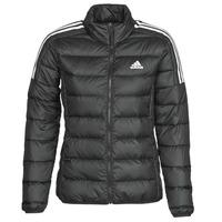 textil Dam Täckjackor adidas Performance W ESS DOWN JKT Svart