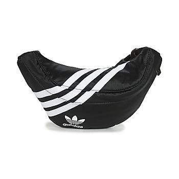 Väskor Dam Midjeväskor adidas Originals WAISTBAG NYLON Svart