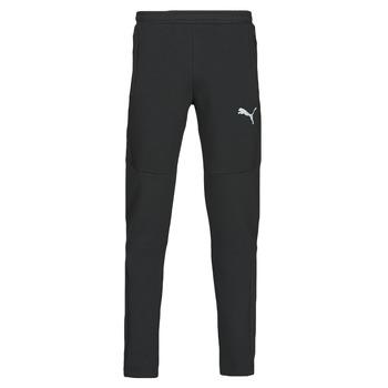 textil Herr Joggingbyxor Puma EVOSTRIPE PANTS Svart