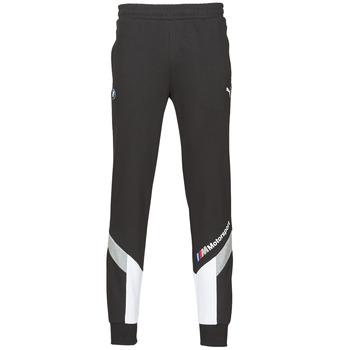 textil Herr Joggingbyxor Puma BMW MMS MCS SWEAT PANTS SLIM FIT Svart