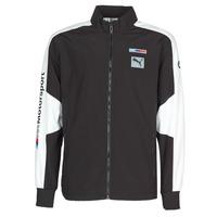 textil Herr Sweatjackets Puma BMW MMS WVN JACKET F Svart / Grå / Vit