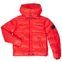 textil Pojkar Täckjackor Diesel JSMITHYAWH Röd