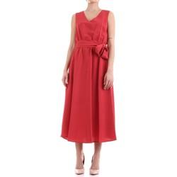 textil Dam Långklänningar Fly Girl 9890-02 Rosso