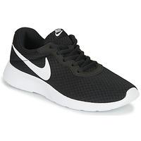 Skor Dam Sneakers Nike TANJUN Svart / Vit