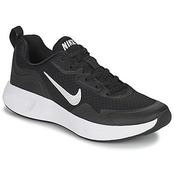 Skor Dam Träningsskor Nike WEARALLDAY Svart / Vit