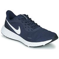 Skor Herr Träningsskor Nike REVOLUTION 5 Blå