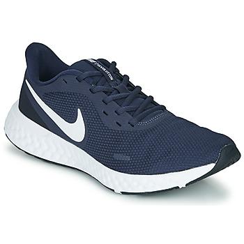 Skor Herr Löparskor Nike REVOLUTION 5 Blå