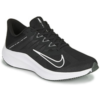 Skor Herr Löparskor Nike QUEST 3 Svart / Vit