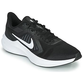 Skor Herr Löparskor Nike DOWNSHIFTER 10 Svart / Vit