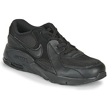 Skor Barn Sneakers Nike AIR MAX EXEE PS Svart