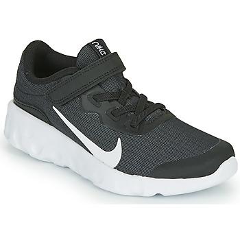 Skor Barn Sneakers Nike EXPLORE STRADA PS Svart / Vit