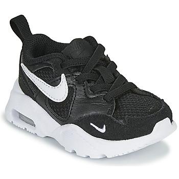 Skor Barn Sneakers Nike AIR MAX FUSION TD Svart / Vit