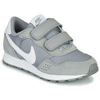 Skor Barn Sneakers Nike MD VALIANT PS Grå / Vit