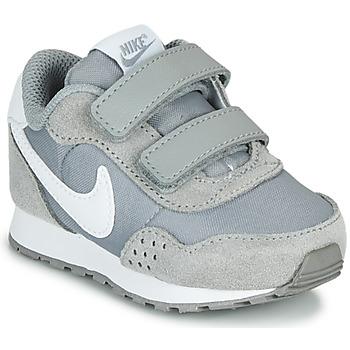 Skor Barn Sneakers Nike MD VALAINT TD Grå / Vit