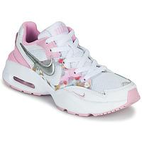 Skor Flickor Sneakers Nike AIR MAX FUSION SE GS Vit / Rosa